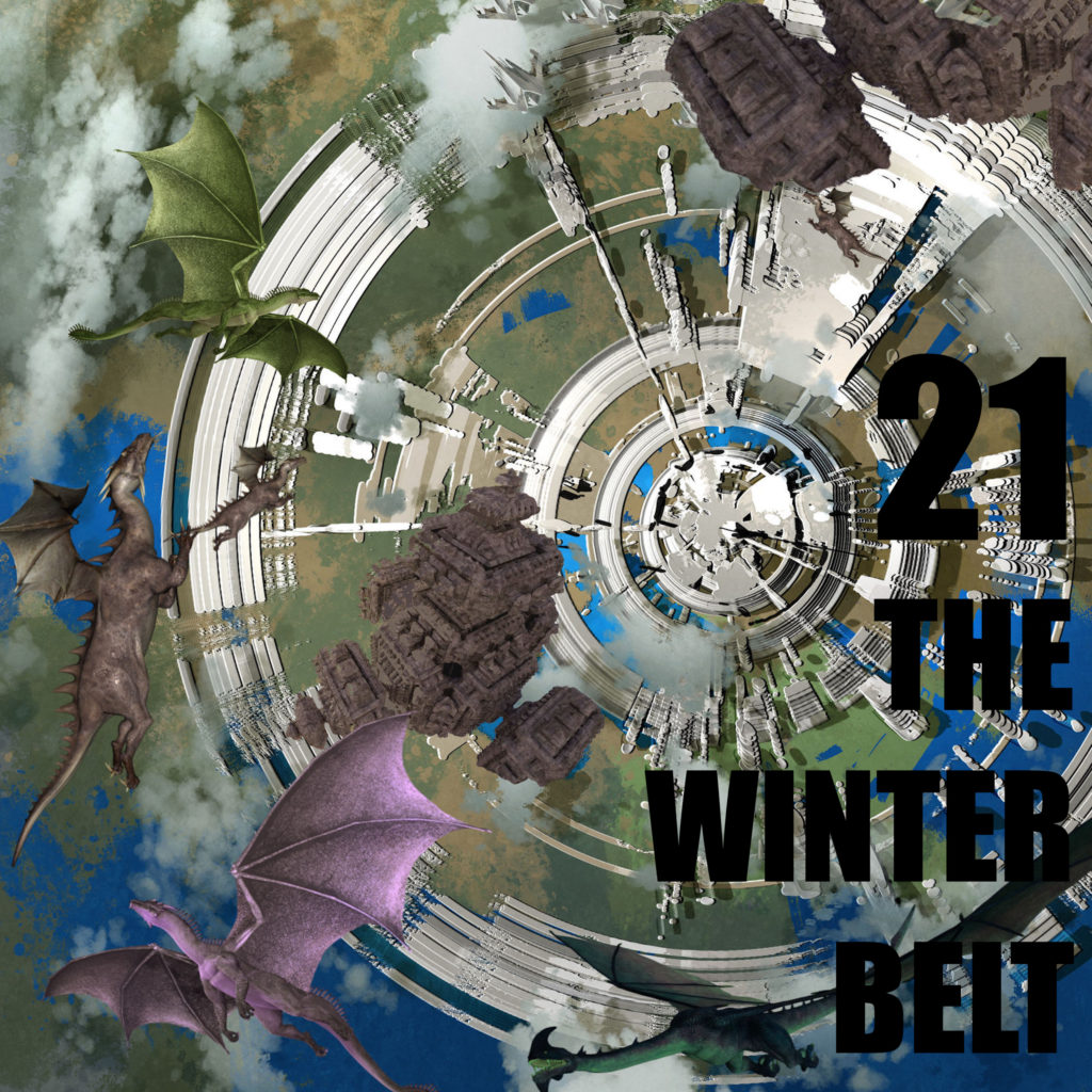 Cover Art: Episode 22 of Farlost: Winter Belt